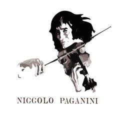 Musician Niccolo Paganini.